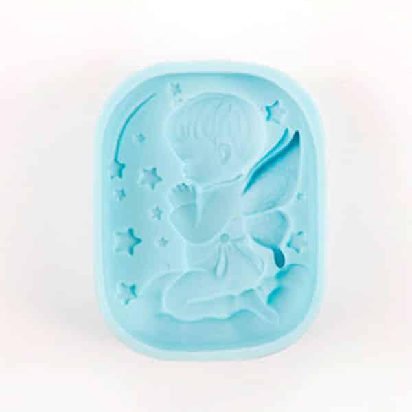 Forma na mydlo anjelik chlapček