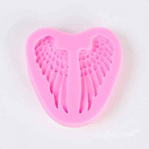 Forma na mydlo anjelske krídla