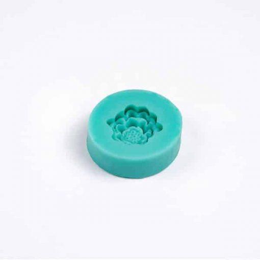 Forma na mydlo malý kvietok