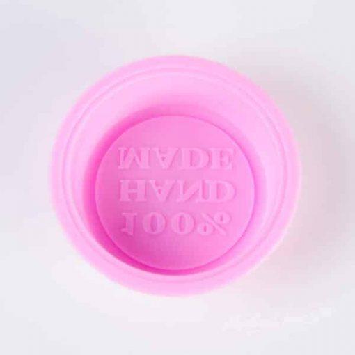 Forma na mydlo okrúhla handmade