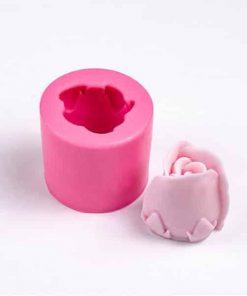 Forma na mydlo ružička