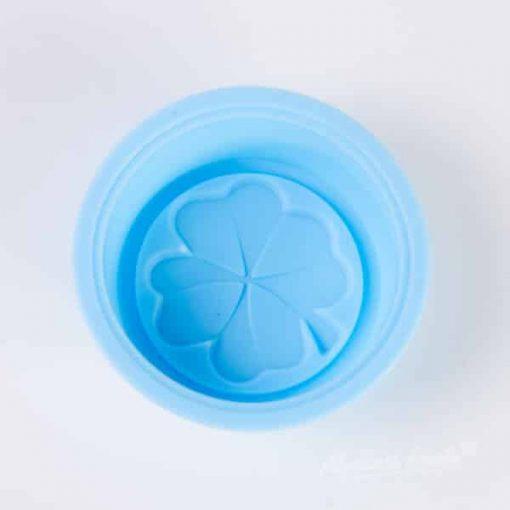 Forma na mydlo štvorlístok