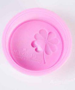 Forma na mydlo štvorlístok s nápisom