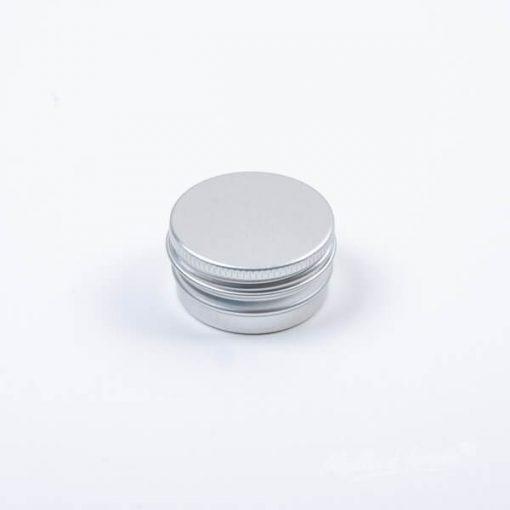 Hliníková dóza 15 ml