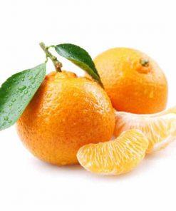 Prírodná silica mandarinka