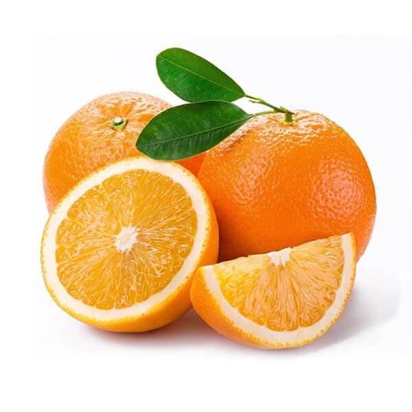 Prírodná silica pomaranč