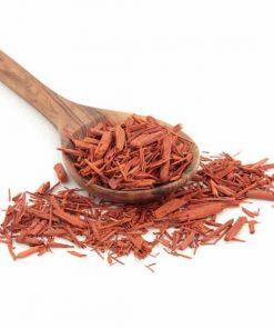 Prírodná silica santalové drevo