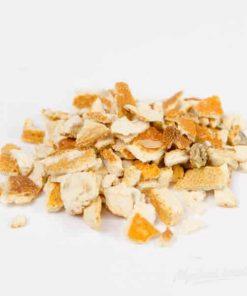 Sušené bylinky do mydla pomarančová kôra