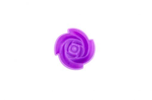 Silikónová forma na mydlo ruža malá