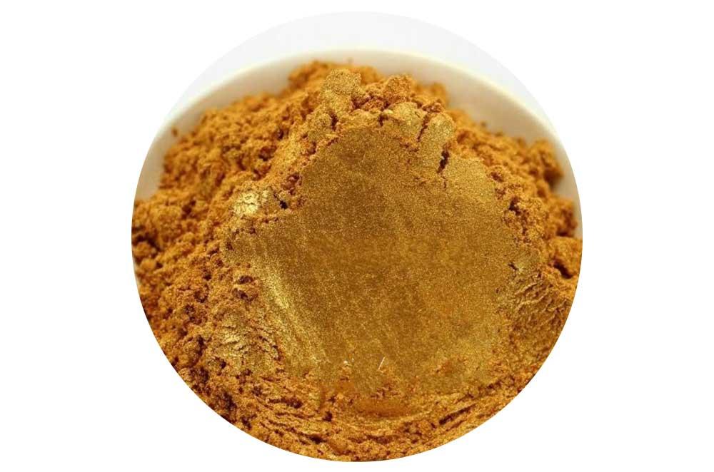 MICA práškové farbivo zlatá iskrivá 5 g